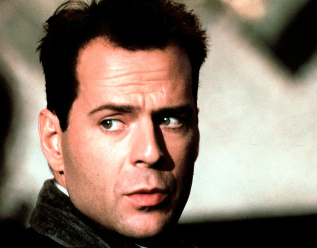 Bruce Willis, skådespelare.