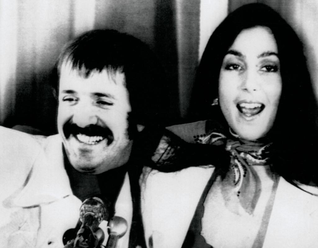 Sonny och Cher.