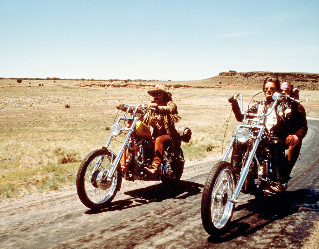 Easy Rider, Dennis Hopper (1969)