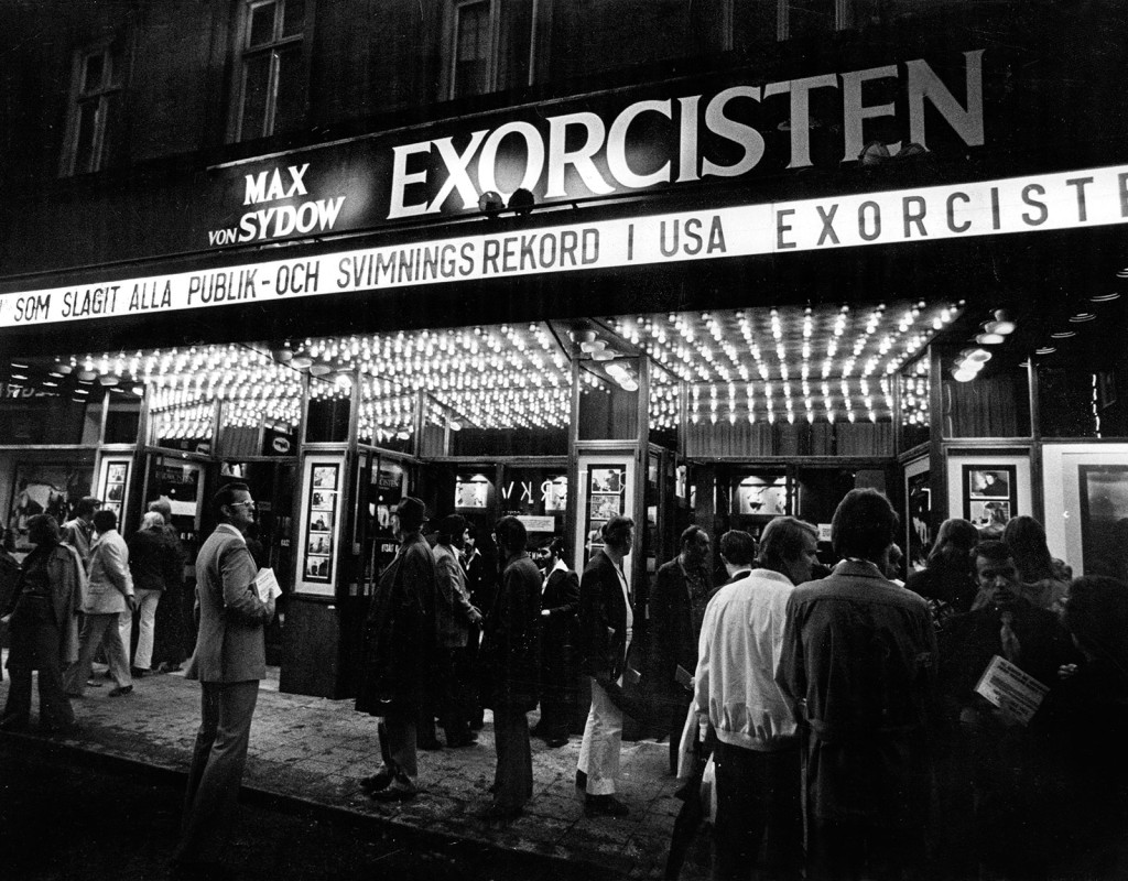 Exorcisten, William Friedkin (1973)