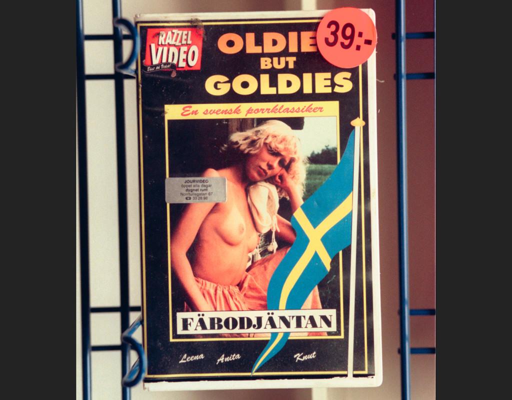 Den 25 september 1978 hade porrfilmen Fäbodjäntan Sverigepremiär på porrbiografen Fenix i Stockholm. Urpremiären förlades dock i trakten där det, så att säga, begav sig –i Godtemplarlokalen Stackmora i Orsa. Byborna chockades. Fotograf: AFTONBLADET