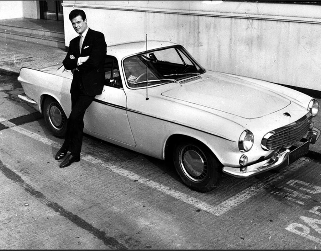 Helgonet, brittisk deckare (1963)