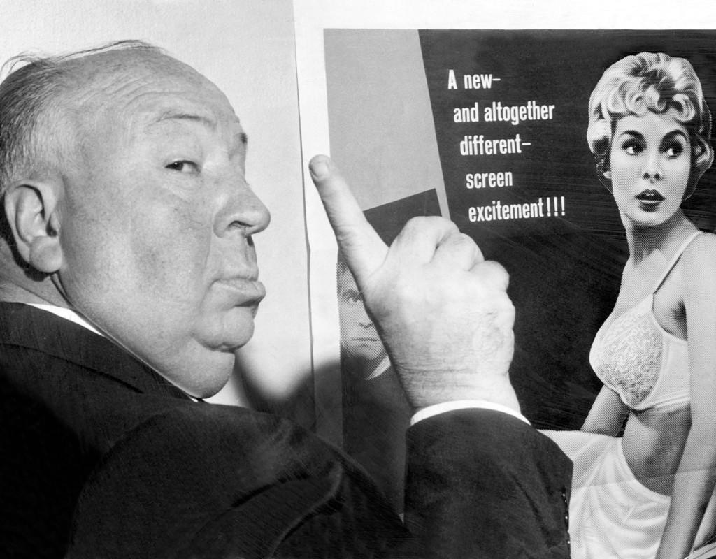 Alfred Hitchcock, regissör