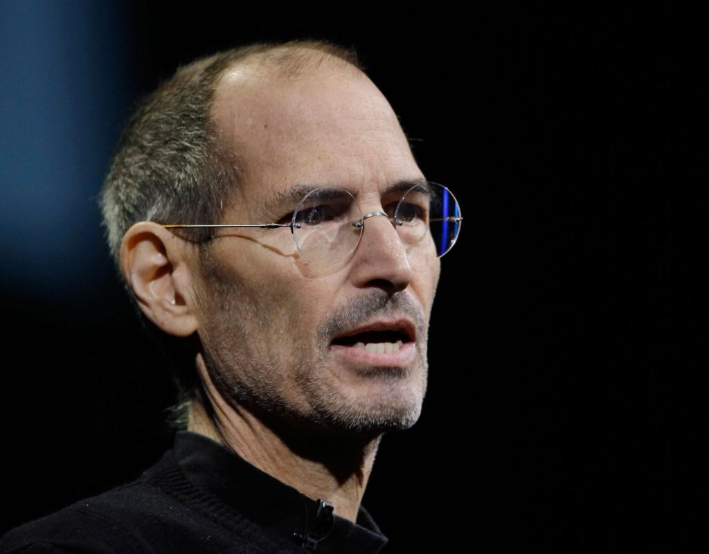 Steve Jobs, datapionjär, grundare av Apple, 1955-2011.