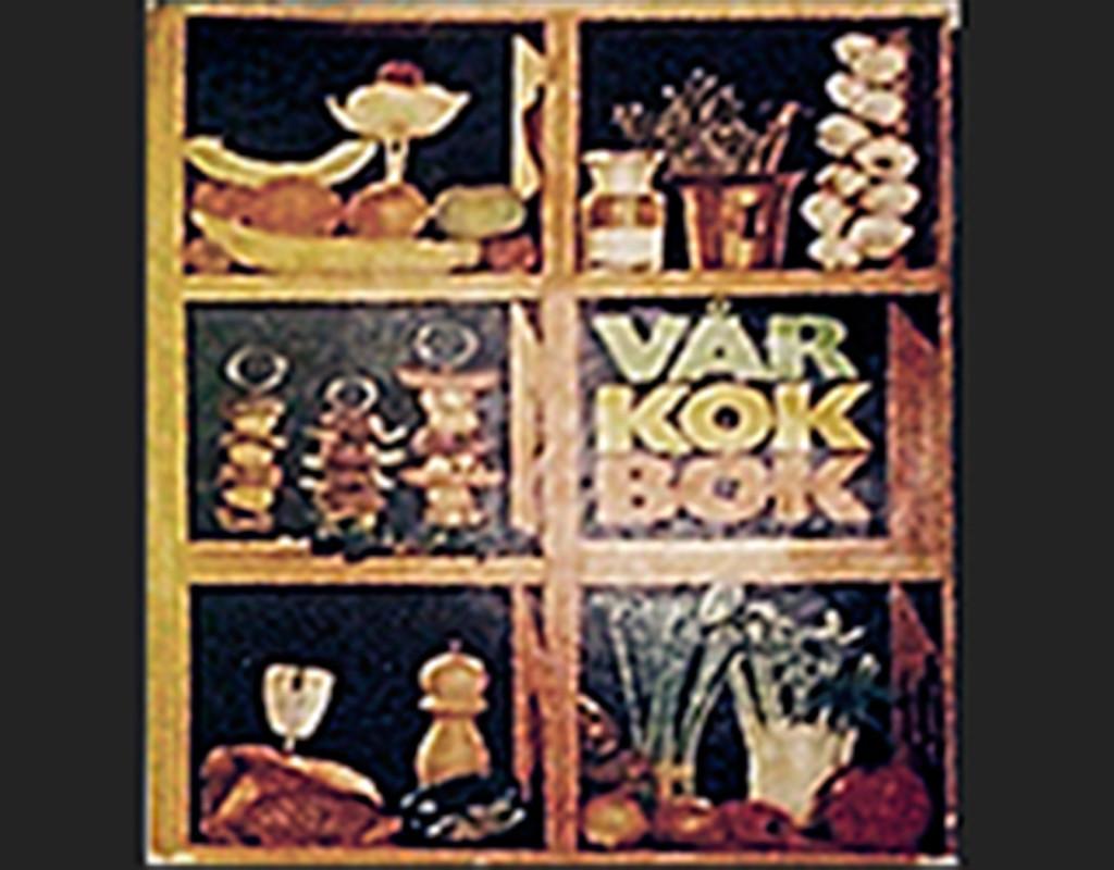 Vår kokbok, första utgåvan (1974)