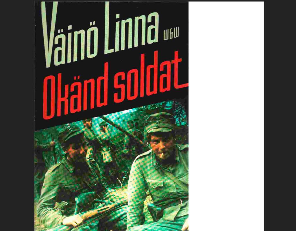 Okänd soldat, Väinö Linna (1954)