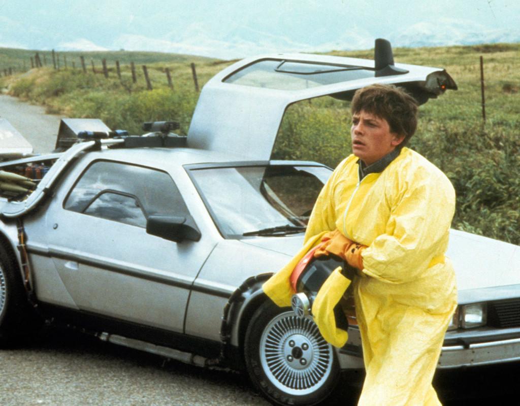 Michael J Fox, skådespelare.