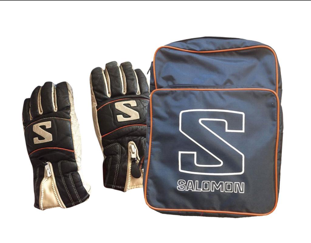 Salomon-ryggsäck