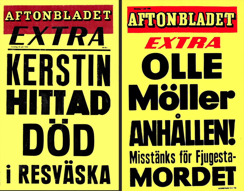 Dömd på indicier. Olle Möller var friidrottaren och potatishandlaren –som blev huvudperson i två av svensk kriminalhistorias mest uppmärksammade mordfall. 1939 dömdes han mot sitt nekande till mordet på 10-åriga Gerd Johansson. 20 år senare, 1959, dömdes han för ännu ett mord, på 34-åriga tvåbarnsmamman Rut Lind från Fjugesta. Han hävdade sin oskuld intill sin död 1983.