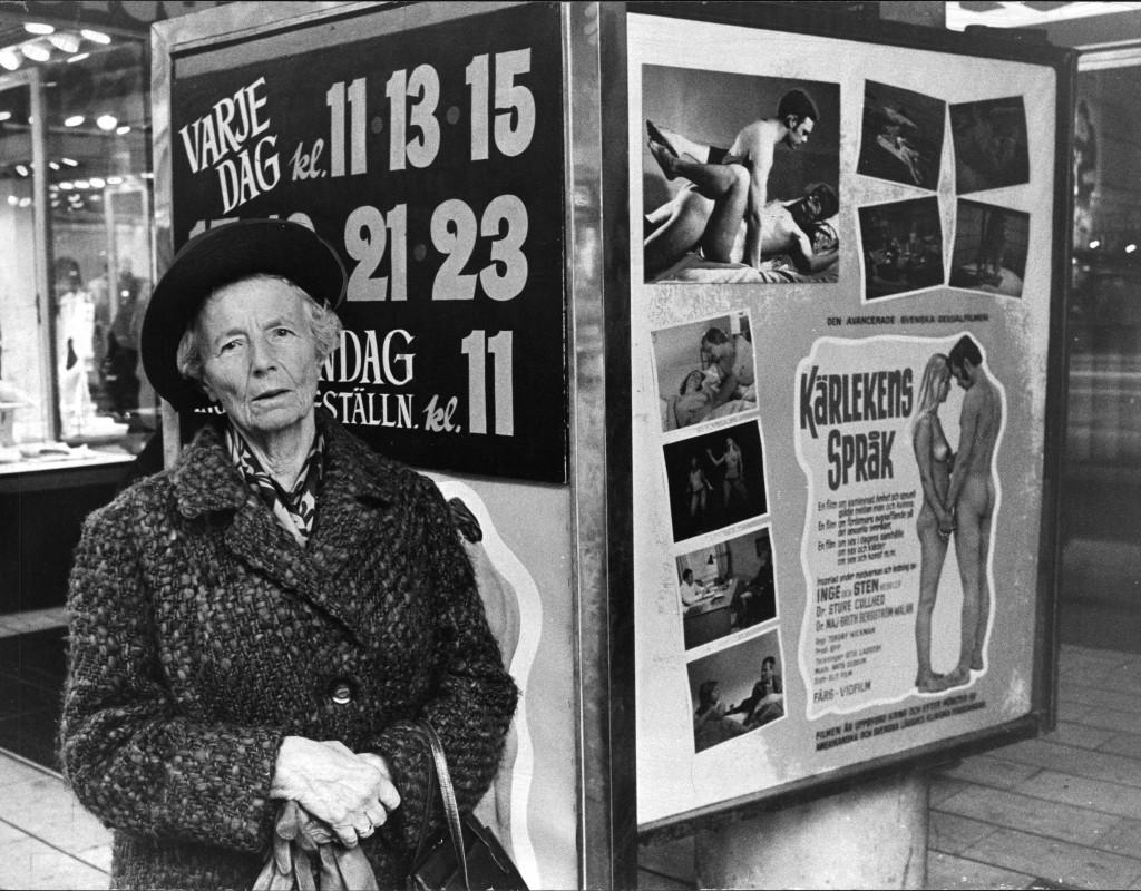 """Sexualupplysaren Elise """"Ottar"""" Ottesen-Jensen var en viktig röst under den sexuella revolutionen. Foto: ROLF OLSON"""