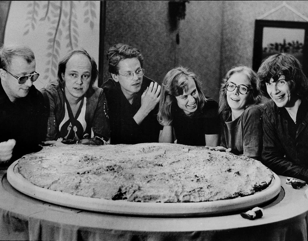 Vilse i pannkakan (1975)