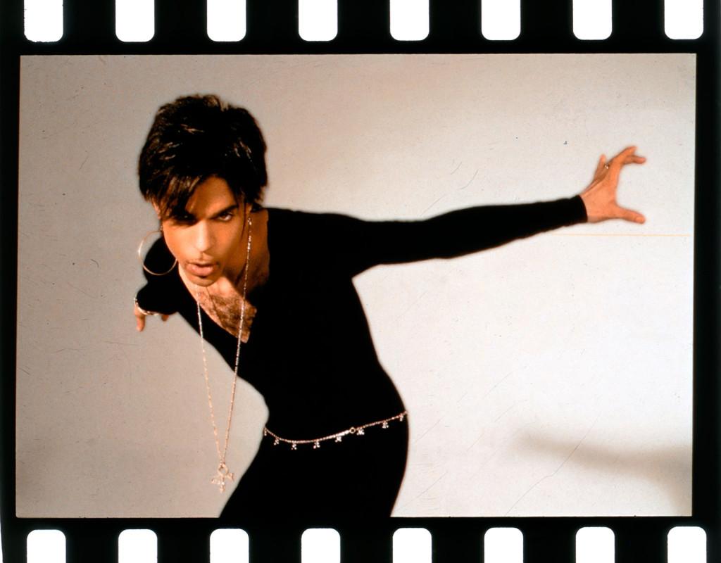 Prince, sångare.