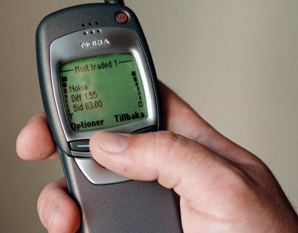 GSM-telefonerna (1991)