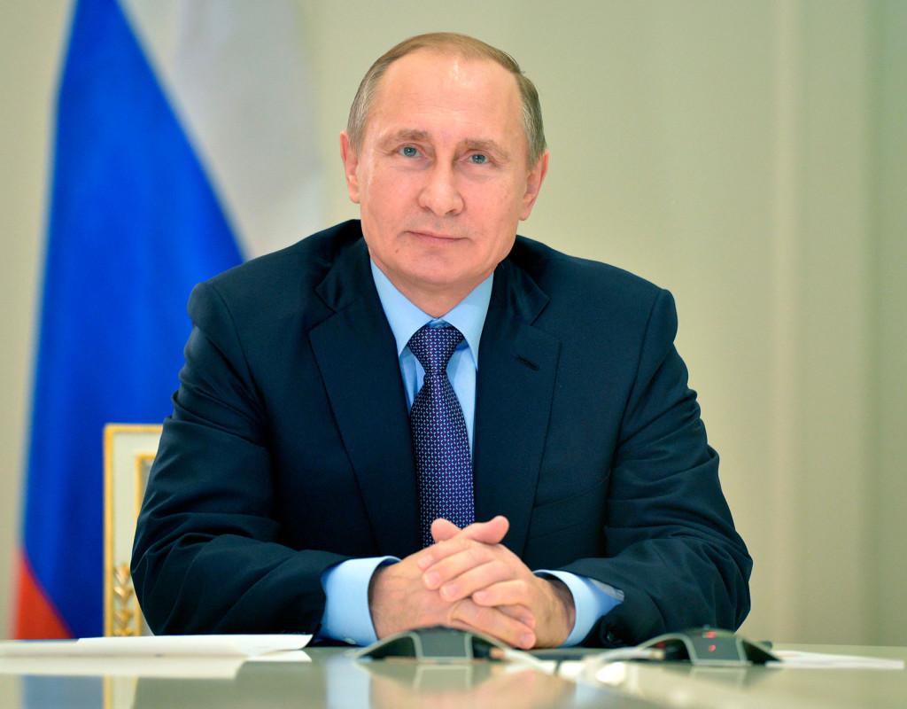 Vladimir Putin, president, 1952.