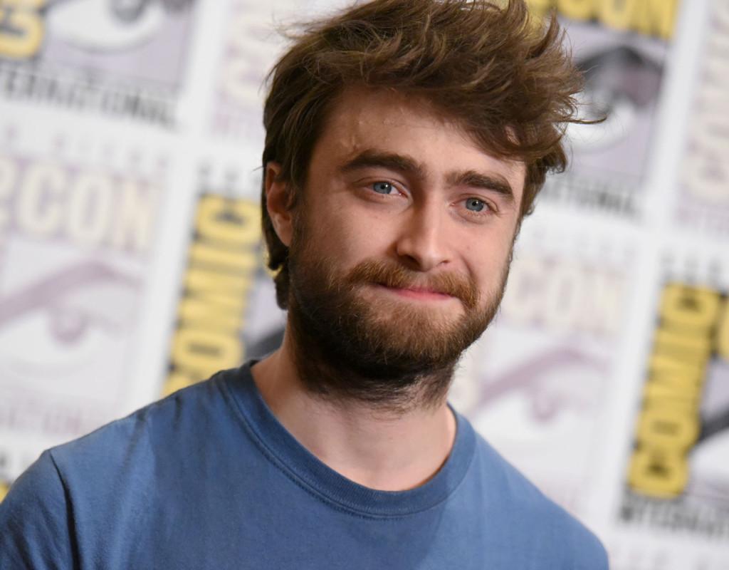 Daniel Radcliffe, skådespelare, 1989.