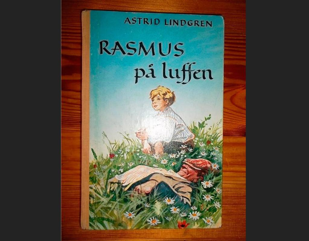 Rasmus på Luffen, Astrid Lindgren (1956)