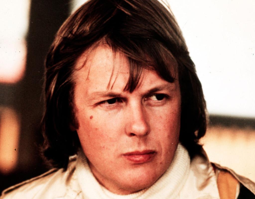 Ronny Pettersson, Formel 1-förare.