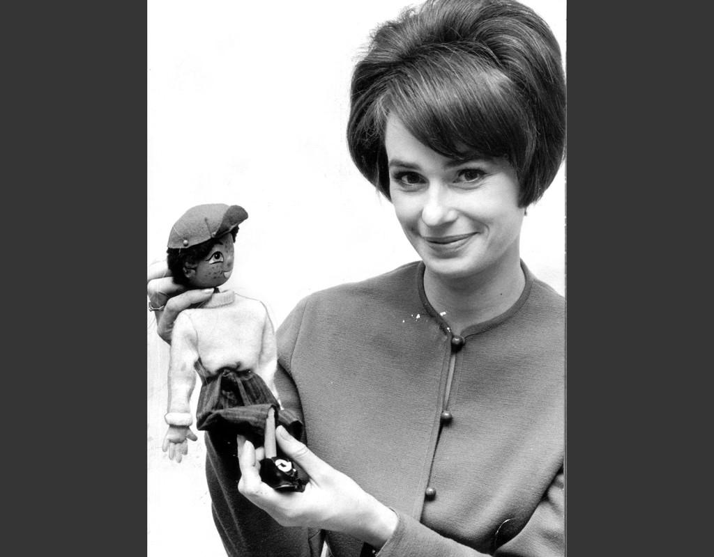 Tant Anita och Televinken (1964)
