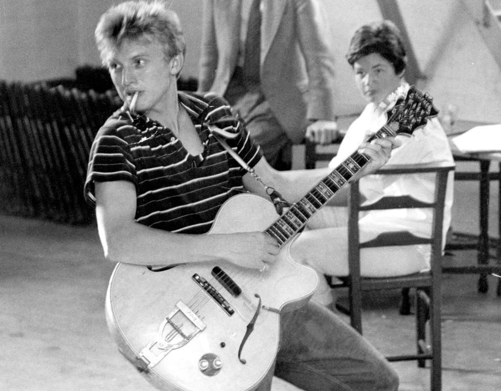 Tommy Steele, rockstjärna.