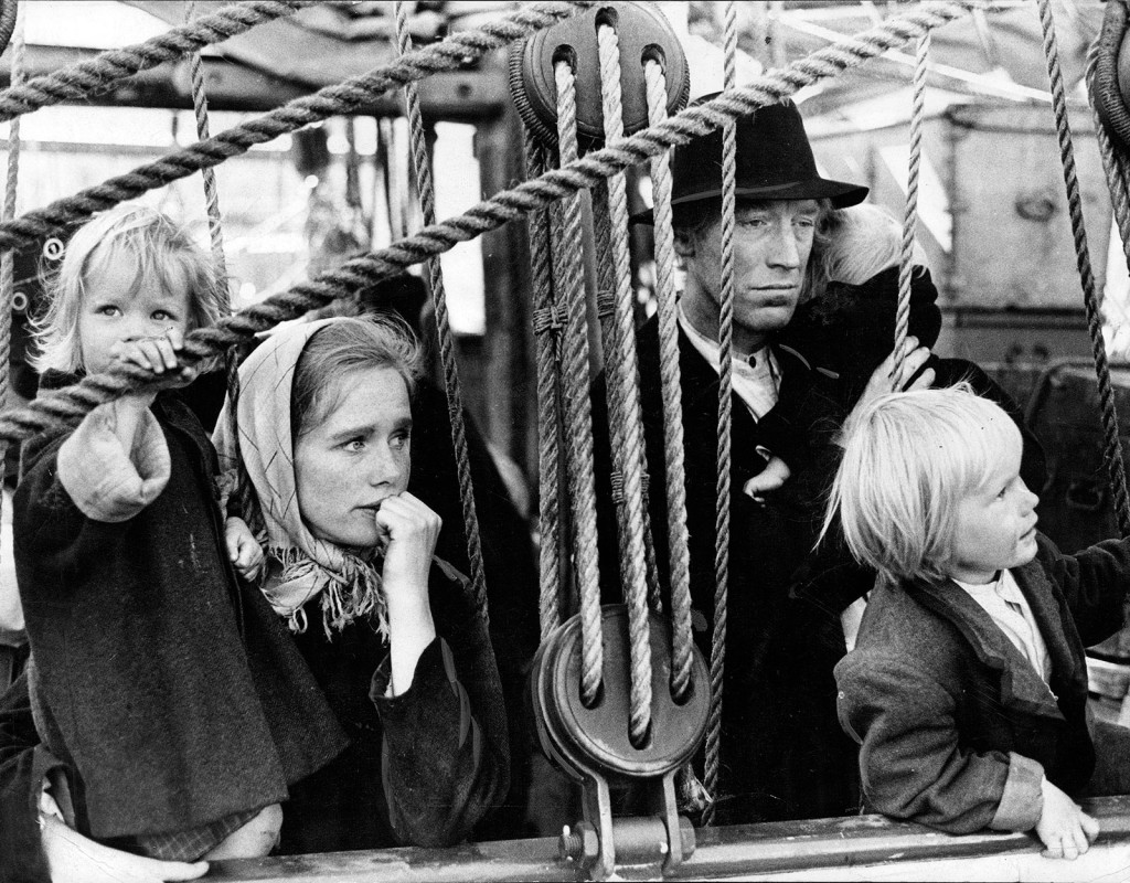 Utvandrarna, Jan Troell (1971)