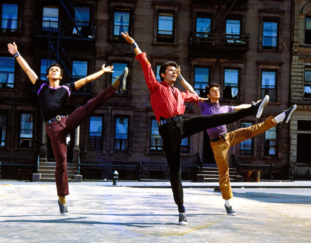 West Side Story, Robert Wise, Jerome Robbins (1961)