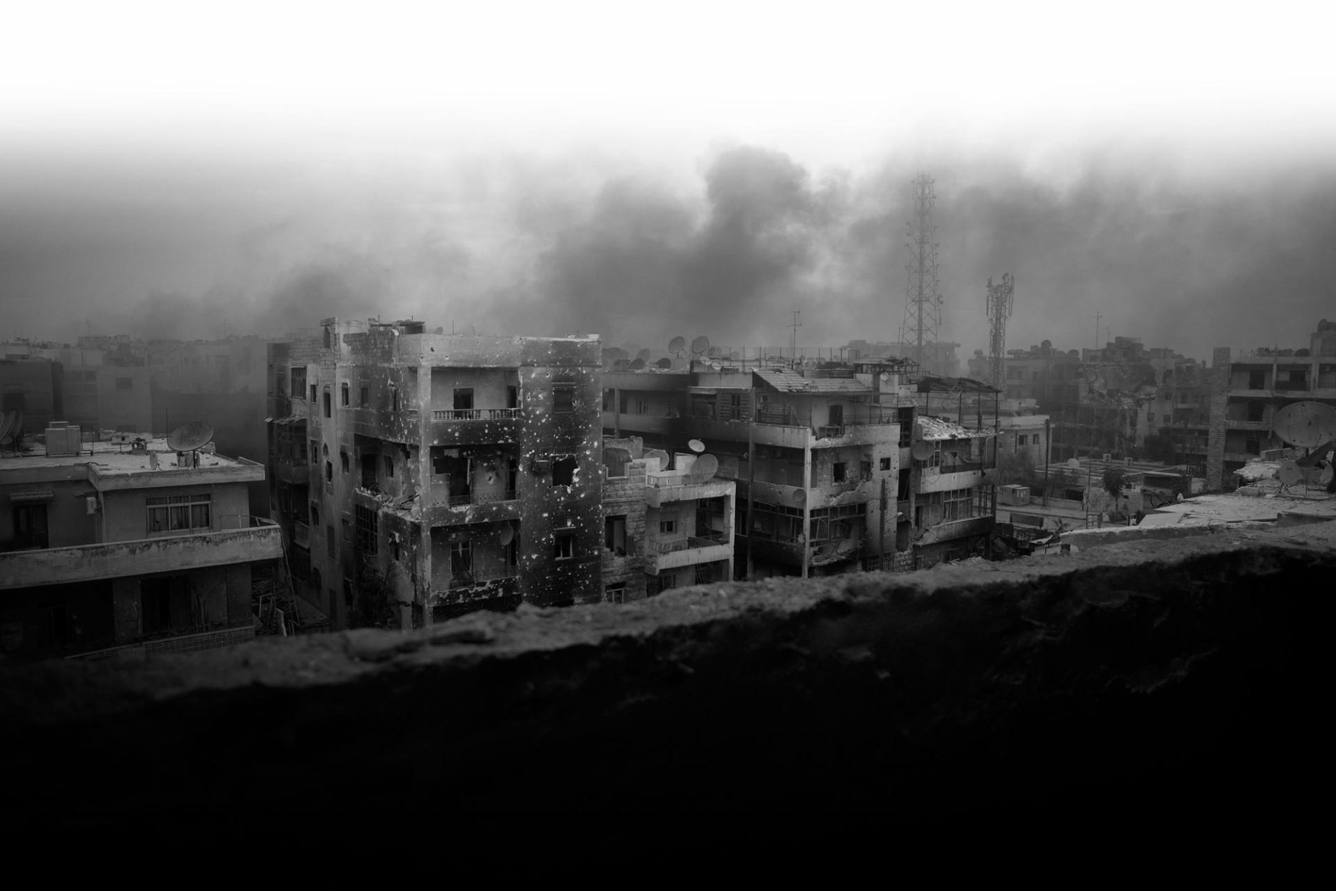 Bosnien minst 25 doda i strider