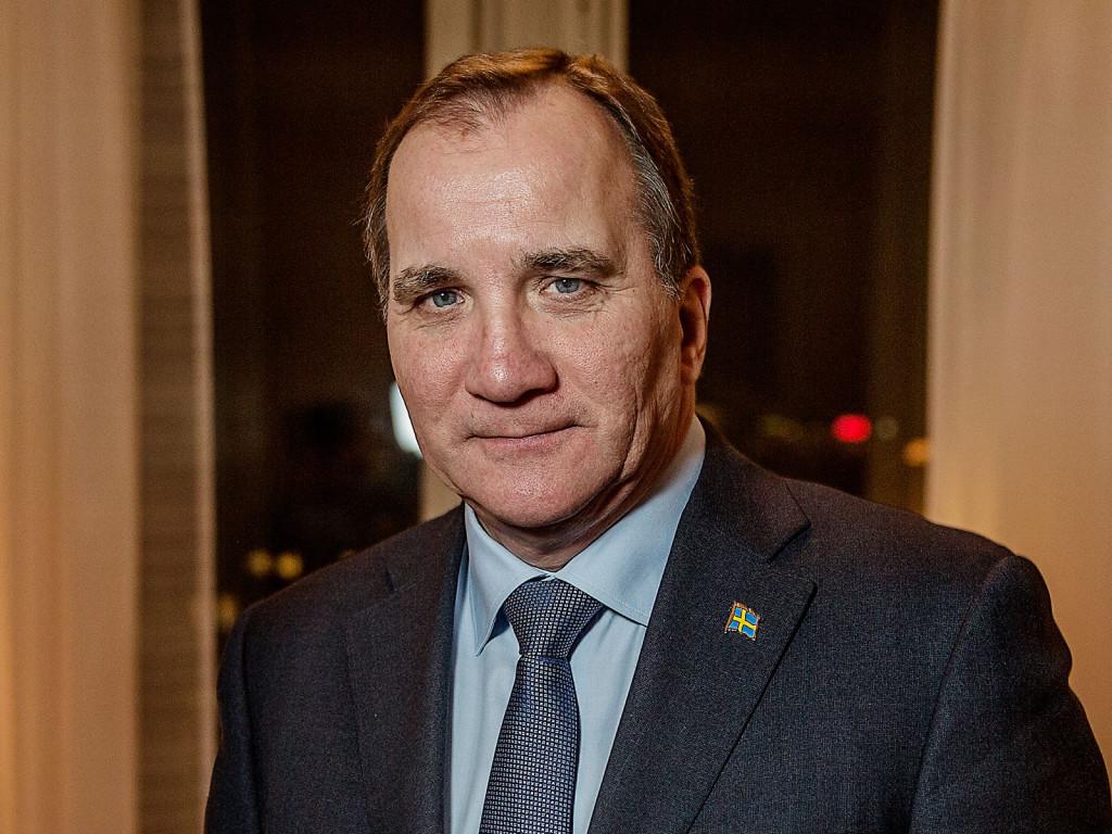 Stefan Löfven 2012-