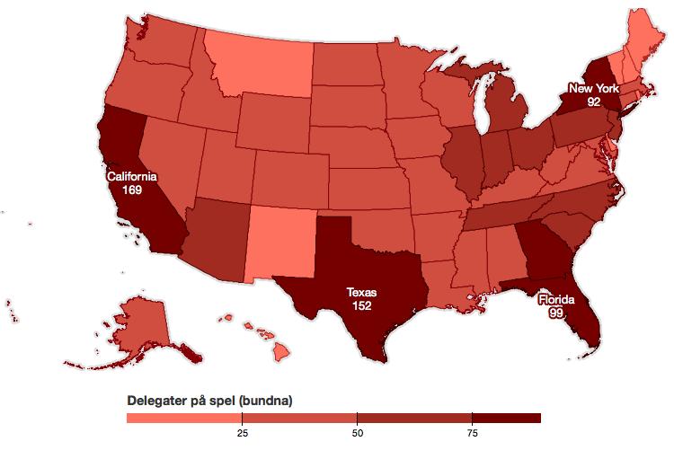 vita huset karta Spelet om Vita huset – primärvalen   USA valet vita huset karta