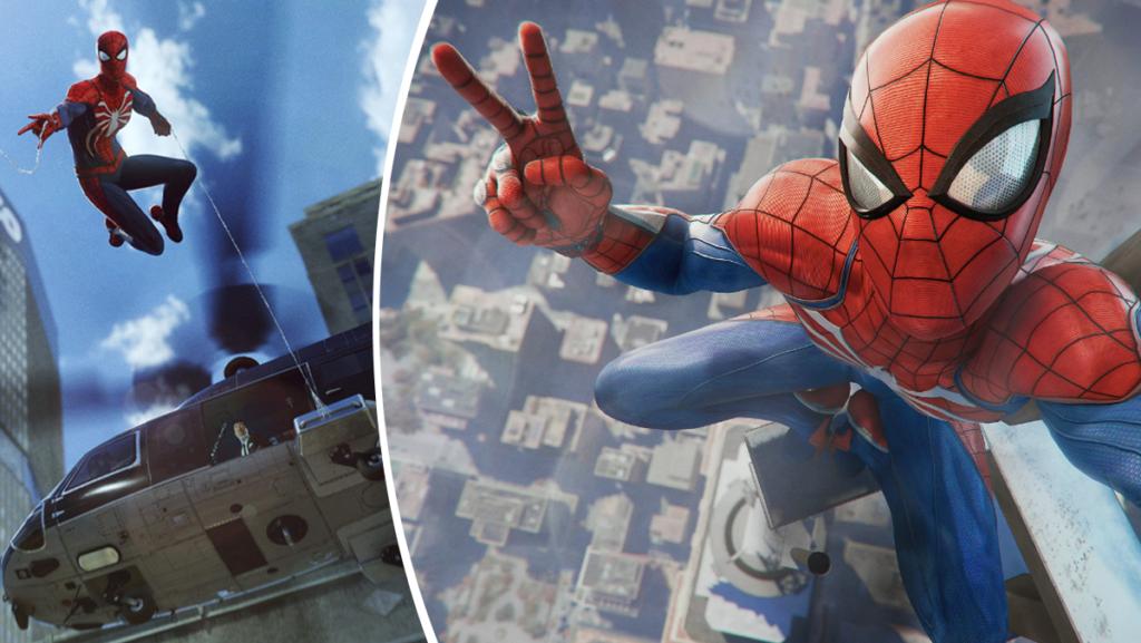 Spiderman kön videor