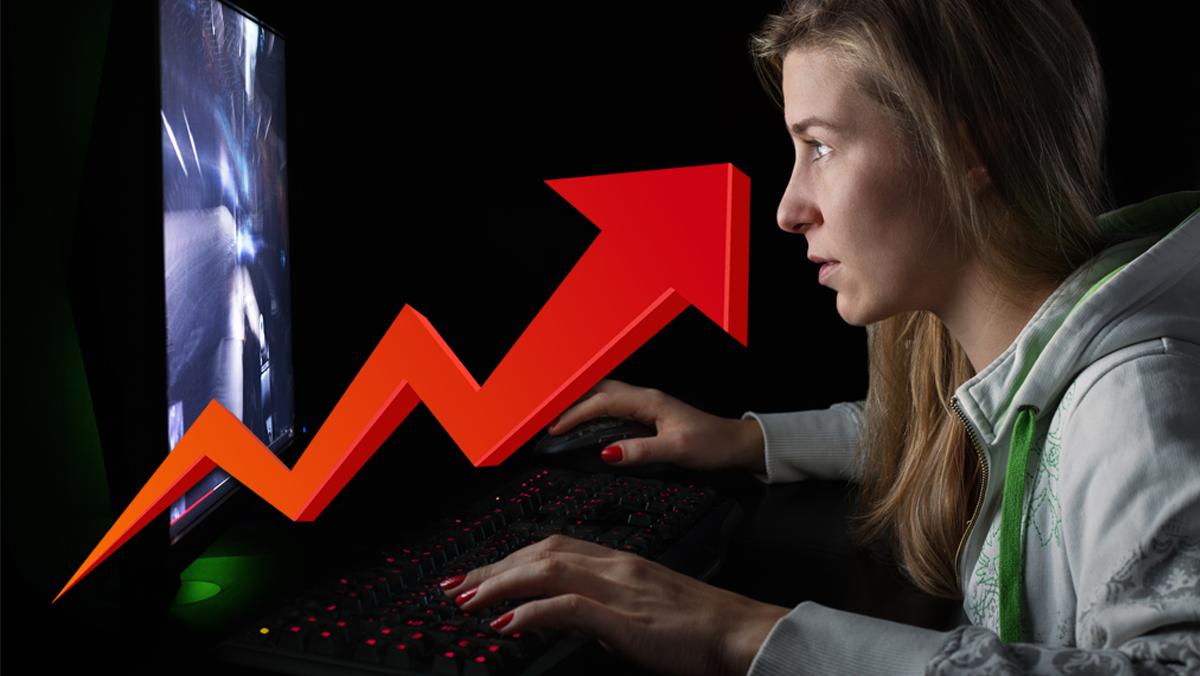 kvinnorspelbransch