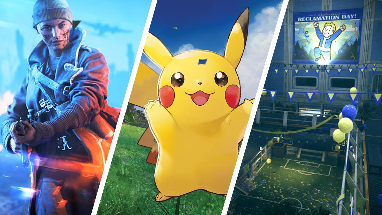 Foto: EA/Nintendo/Bethesda