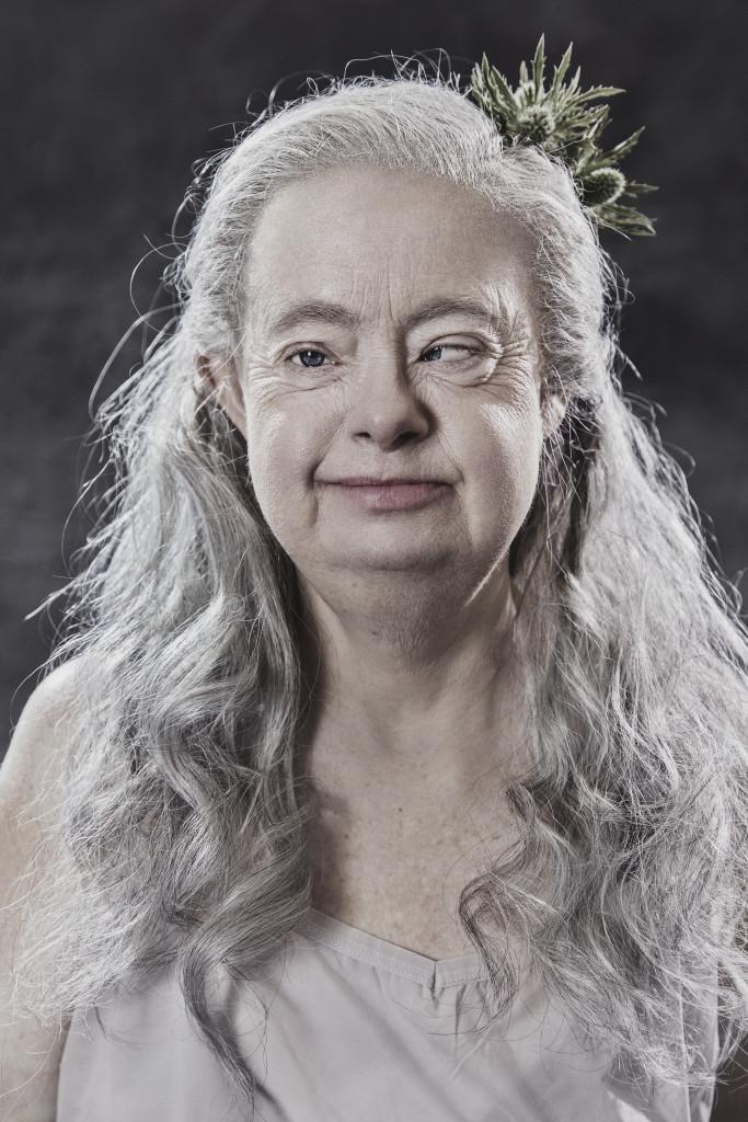 Modern, ur Ikoner - en utställning om att få finnas, ett samarbete mellan Fotografiska och Glada Hudik-teatern. Foto: Emma Svensson.