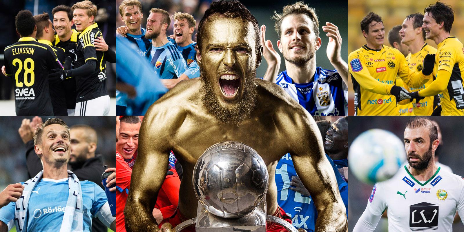 * Så rankar Sportbladet allsvenska lagen * Läget i lagen * Betyg * Expertarnas dom