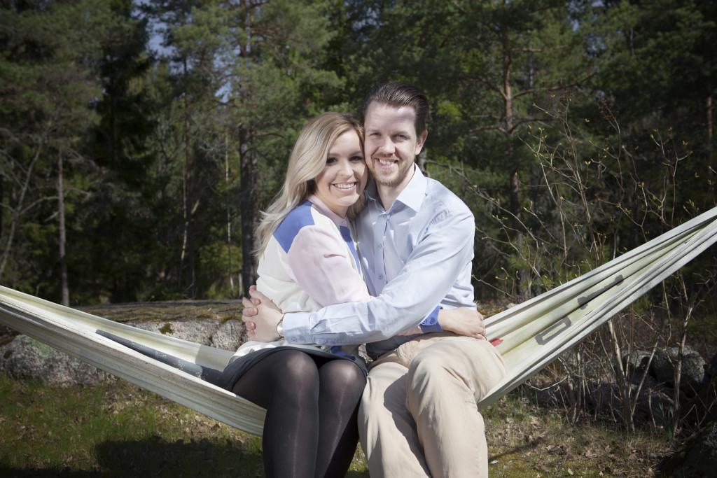 foto : joneng : 20160502 stockholm. angelica och stefan lagergren, som gifte sig med pompa och stŒr fšr tre Œr  sedan.  foto: jonas eng