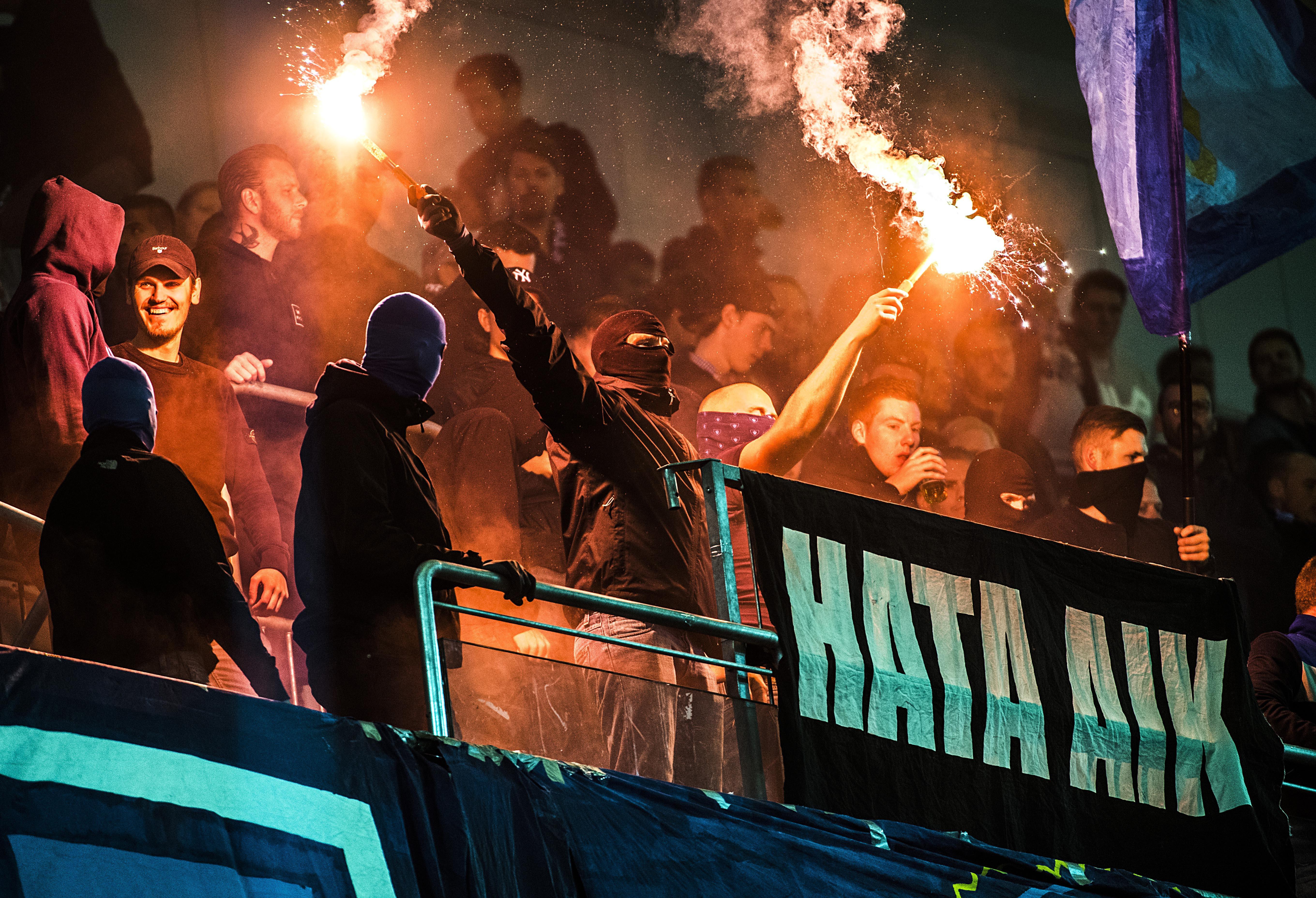 Djurgården-AIK tele2 arena