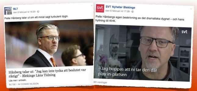 BLT & SVT