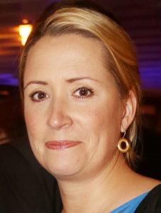 Mia Lindqvist, program- och affärschef på Aftonbladet TV.