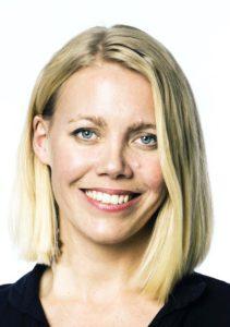 Titti Jersler, redaktör för Digital Story.