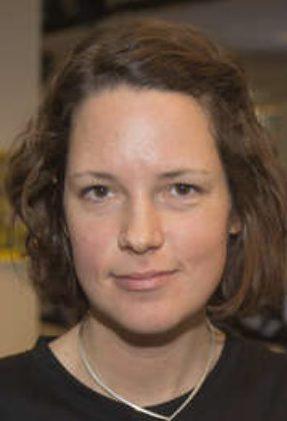 Helena Mastberg, redaktör för Svenska Hjältar.