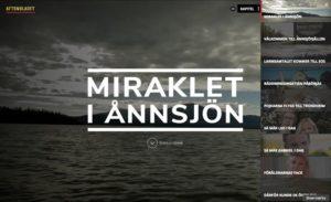 Miraklet i Ånnsjön