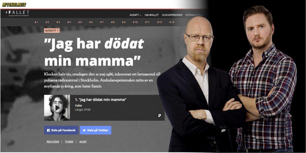 #Fallet tre miljoner, Anders och Patrik