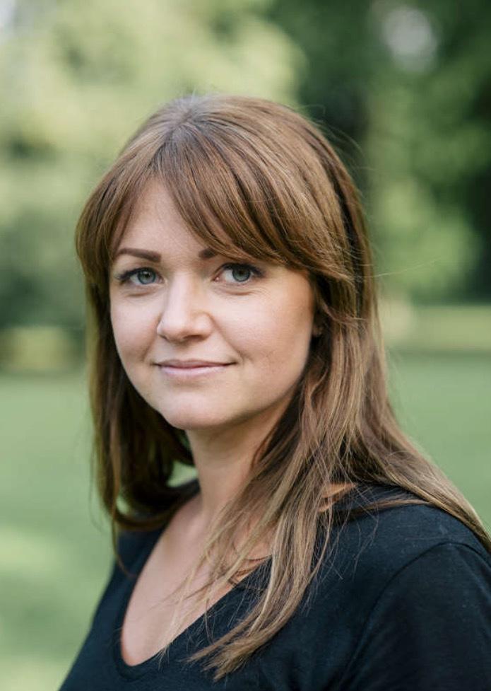 Jessica Linnman, tv-chef Sportbladet