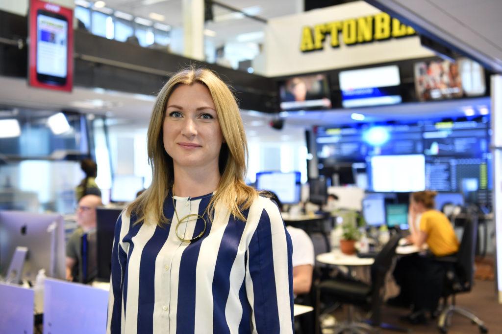 foto : stemat : matilda wiman, medarbetare aftonbladet