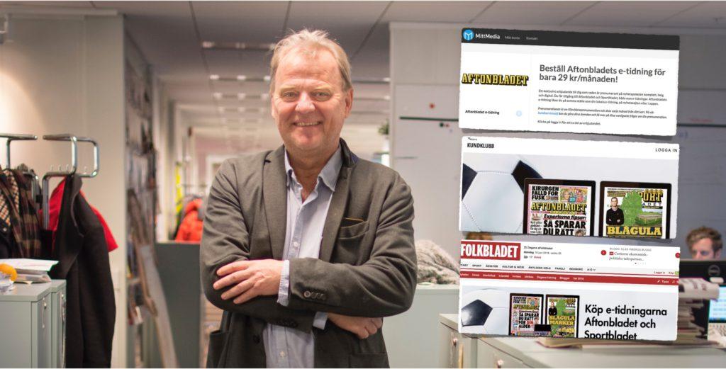Martin och e-tidningen