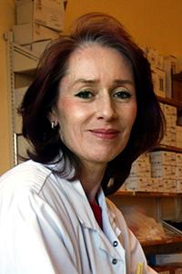 angelica hirschberg, docent sverige gynekologi chef för kvinnohälsan på karolinska sjukhuset ø.