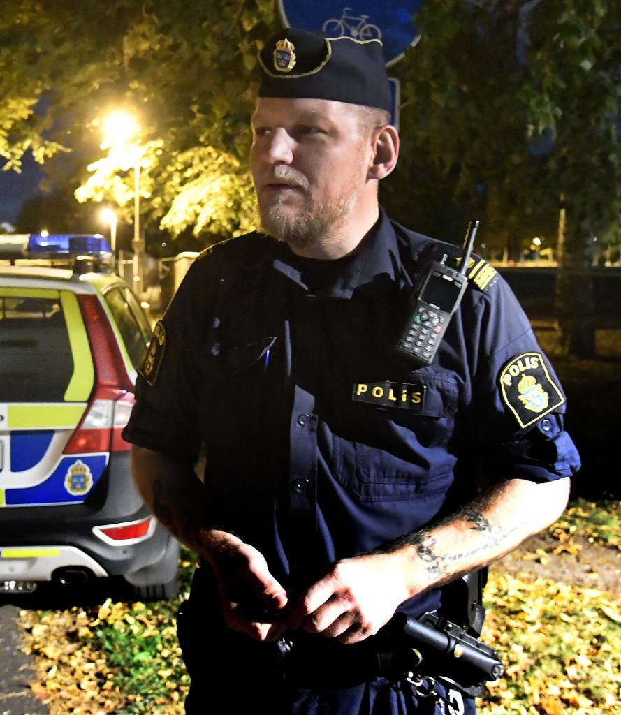 Dejtingsajt För Poliser