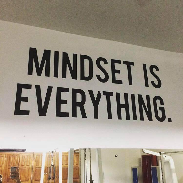 Backa aldrig från utmaningar, hur läskiga de än må kännas - utveckla istället din mentala styrka och nå nya nivåer.