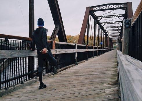 Underskatta aldrig effekterna av lätta och avslappnande joggingturer mellan dina tuffa träningspass.