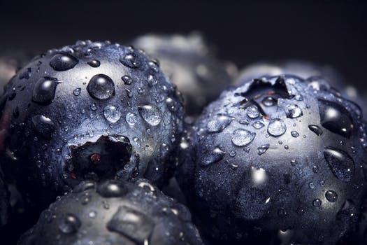 """Blåbärens berikande antioxidanter gavs givetvis en självklar plats i """"superdrinken""""."""