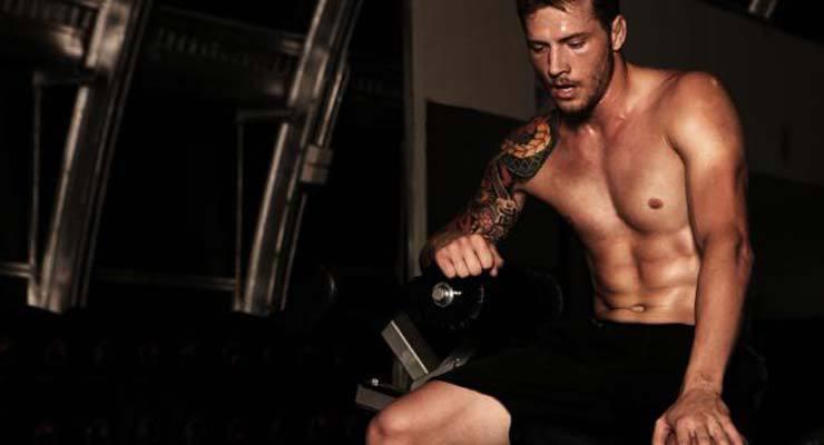 Slöar eller låter muskelmassan växa? Ibland är gränsen hårfin.